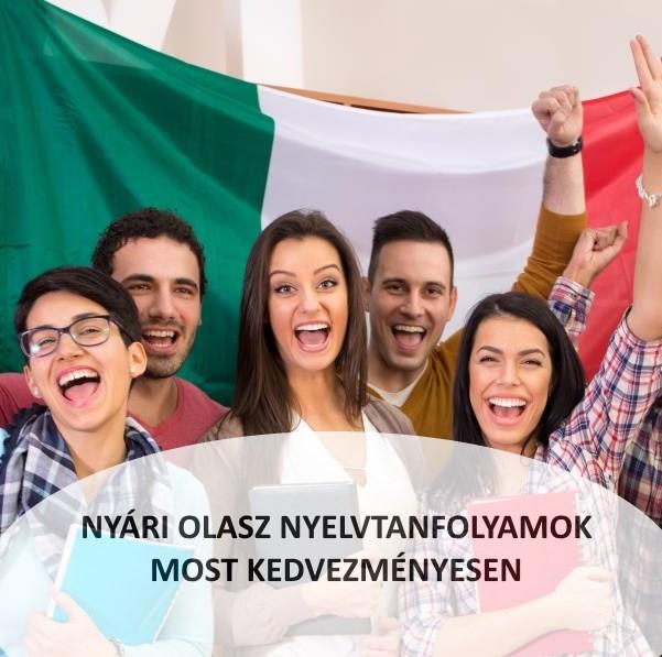 Különleges ajánlatunk olasz nyelvtanfolyamokra