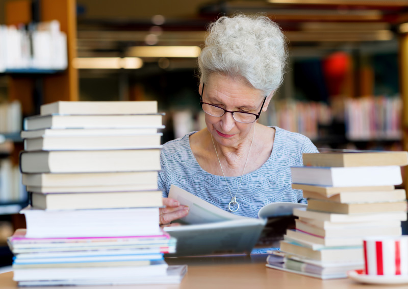 Tanuljon Ön is a Seniorok Nyelviskolájában!